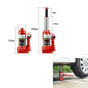 20 Ton Auto Hydraulic Bottle Jack Work Shop Hoist Repair Lift Tool