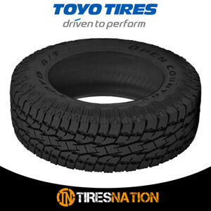 1 New Toyo Open Country A t Ii Xtreme 35 12 5 18 123r Traction Tire