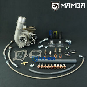 Mamba 9 5 Extreme Upgrade Bolt On Turbo K04 For Speed 3 6 Mps Cx7 350hp