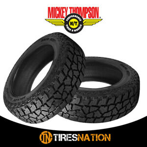 2 Mickey Thompson Baja Atz P3 35 12 50r17 All Terrain Performance Tires