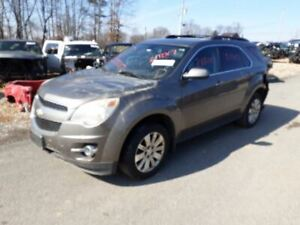 Automatic Transmission 6 Speed Fwd Opt Mh7 Fits 11 Equinox 829512