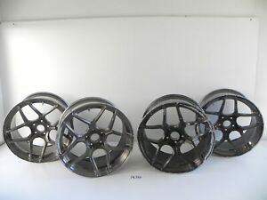 Front Rear Passenger Driver Side Wheel Rim Set Bc Forged 19 Inch Oem 30 A