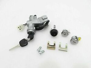 Suzuki Sj Ignition Switch Steering Door Glove Box Lock Set Samurai Sierra