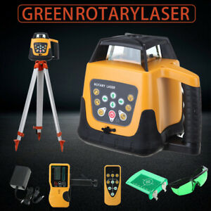 Self Levelling Automatic Rotating Green Laser Level 360 Rotary 1 65m Tripod
