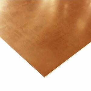 C110 Copper Sheet 0 021 X 10 X 12