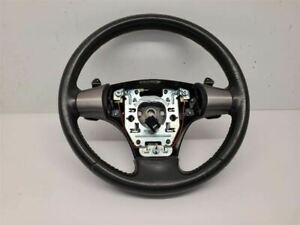 06 2006 Chevrolet Corvette Steering Wheel Leather