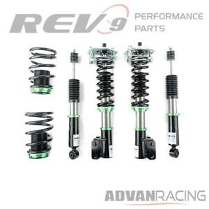Hyper street One Coilover Lowering Kit Adjustable For Mustang 83 86