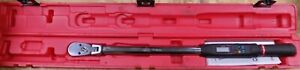 Mac Tools 1 2 Drive Torque Wrench Twv250 50 250 Ft Lb W Case Calibrated 1 2020