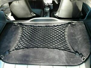 Rear Trunk Floor Style Organizer Web Cargo Net For Porsche Cayman 20062021 New