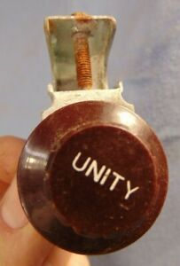 Nos Vintage Unity Fog Driving Light Switch Ford Chevy Dodge Pickup Truck Buick