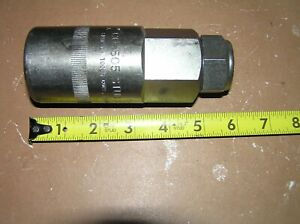 Snap on Cg 505 Stud Remover Extractor Housing For Tapered Collets Housing Only