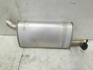 2009 2010 2011 2012 Chevrolet Traverse Single Muffler Tail Pipe Factory