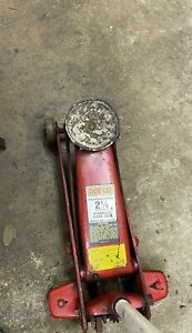 Norco 71200b Professional 21 4 Ton Floor Jack Very Good Condition