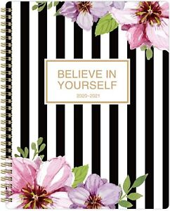 2021 Planner Monthly Weekly Daily Organizer Calendar Appointment Book 8 X 10