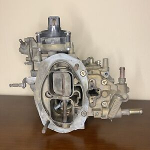 Holley 2 Barrel Used Carburetor For Parts Only