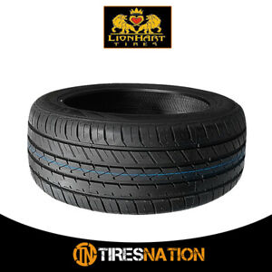 1 New Lionhart Lh five 255 30 21 93w Performance All season Tire