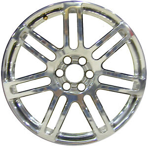 Oem Reconditioned 20x8 Alloy Wheel Polished Full Face 560 4614
