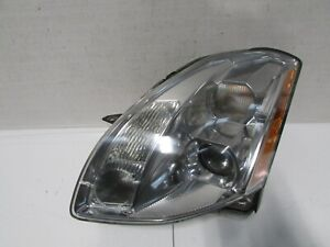 2004 2005 2006 Nissan Maxima Factory Oem Left Drivers Halogen Headlight Nice R4