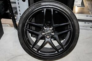 22 Savini Black Di Forza Wheel Tire Package