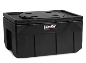 Dee Zee Dz6537p Standard Single Lid Poly Utility Chest Tool Box