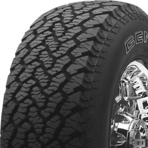 4 New 265 70r16 General Grabber At2 112t 265 70 16 All Terrain Tires 15483090000