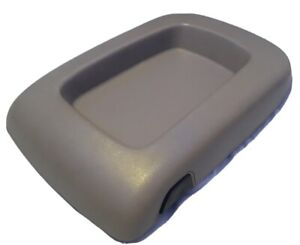 03 06 Chevy Silverado Sierra Center Console Armrest Lid Storage Cover Gray