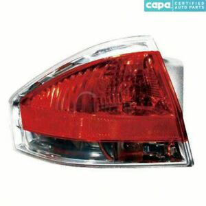 New Left Tail Light Assembly Fits Ford Focus 2008 2011 Fo2800215c Capa
