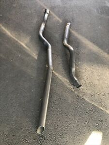1940 Buick Two Piece Tail Pipe Kit In Box 146