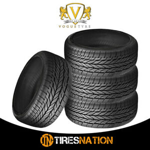 4 New Vogue Signaturev 235 55r17 103w Xl Tires