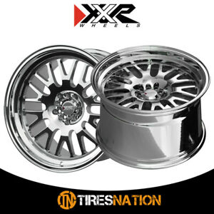 2 Xxr 531 16x8 4 100 73 1 Hub 0 Offset Platinum Wheel Rim