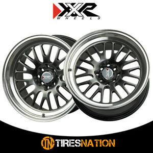 2 Xxr 531 18x11 5 100 73 1 Hub 20 Offset Chromium Black Ml Wheel Rim