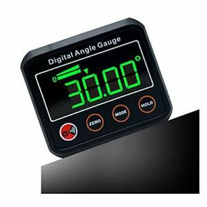 Digital Angle Finder Angle Gauge Level Box Level Protractor Inclinometer T