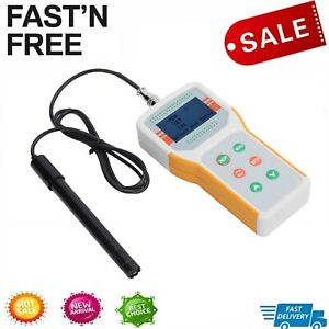 Do Meter Dissolved Oxygen Detector Water Tester For Aquaculture Fish Pond