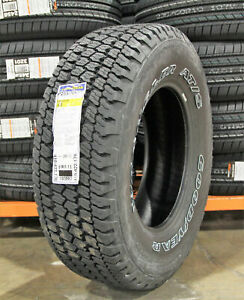 4 New Goodyear Wrangler At s Tire s 265 70r17 265 70 17 2657017 70r R17