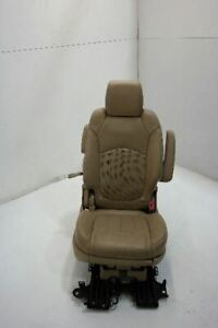 2008 2012 Buick Enclave Rh Right Front Passenger Bucket Seat Leather Tan