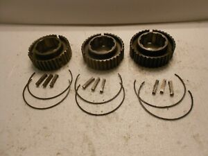 Muncie 4 Speed Syncronizer Hub Lot See Pictures Complete