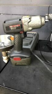 Ingersoll Rand 2512k 14 4v 3 8 Drive Impact Driver Battery And Charger 1a01