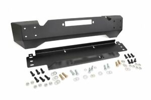 Rough Country Front Stubby Winch Bumper fits 1987 2006 Jeep Wrangler Tj Yj