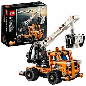 Lego Technic Cherry Picker 42088 Building Kit Playset 155 Pieces