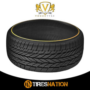 1 New Vogue Custom Blt Rad Viii 235 55r17 99h Tires