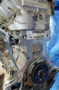 Bmw E36 325i 328i Z3 M52 2 5l Aluminum Engine Motor Long Block 92 06 72k