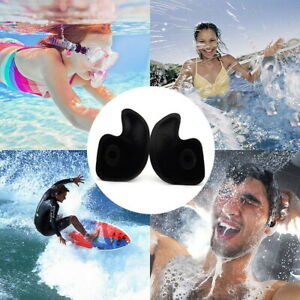 5 10 Pairs Soft Silicone Ear Plugs For Swimming Sleeping Anti Snore With Case