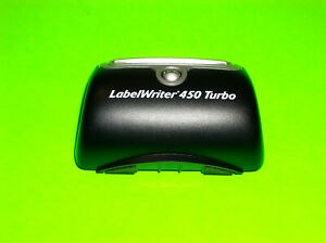 Dymo Labelwriter 450 Turbo Front Cover