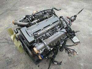 Jdm Toyota Supra Engine 2jz Gte Rear Sump 5speed Transmission 2jzgte Rare R154