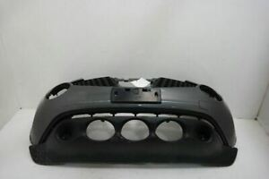 2013 2014 Nissan Juke Front Bumper Without Fog Lamps Gray