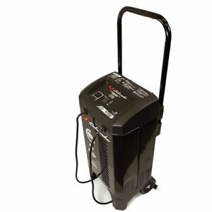 Schumacher 200a 12v Automatic Battery Charger engine Starter Black