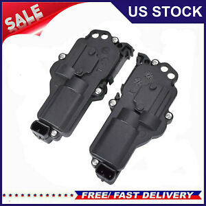 Power Door Lock Actuator Motor Front Or Rear Pair For Ford Lincoln Mercury