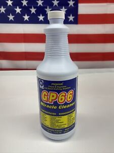 New Gp66 Miracle Cleaner Original Cleans Degreases Just About Anything 32 Oz