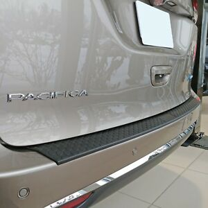 Rear Bumper Protective Molding 17 Scratch Guard For Chrysler Pacifica 2017 2021