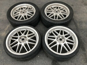 Racing Hart Evolution C2 18x7 5 42 Offset 5x114 And 4x100 Used